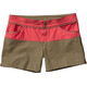 Patagonia W's Colorblock Stretch Wavefarer Shorts Shock Pink